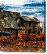 Autumn 1936 Acrylic Print