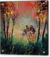 Autumn 5631 Acrylic Print