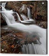 Autumn At Glen Ellis Falls Acrylic Print