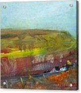 Autumn Bog Acrylic Print