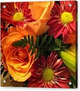 Autumn Bouquet Acrylic Print