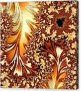 Autumn Breezes Acrylic Print