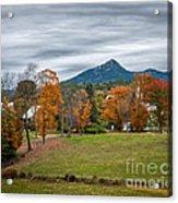 Autumn Chocorua Acrylic Print
