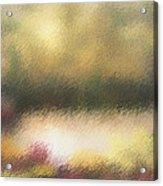 Autumn Colors - Abstract Acrylic Print