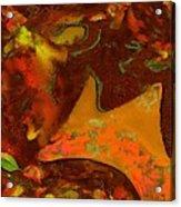 Autumn Crown Acrylic Print