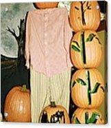 Autumn Decorations Acrylic Print