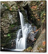 Autumn Fall Acrylic Print by Bill Wakeley