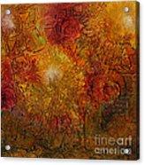 Autumn Glow - Wip Acrylic Print