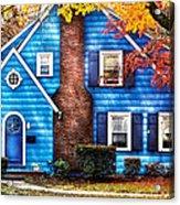 Autumn - House - Little Dream House  Acrylic Print
