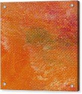 Autumn Hue Acrylic Print