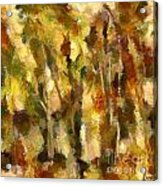 Autumn Impression 2 Acrylic Print