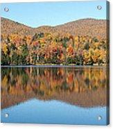 Autumn In Killington Vermont Acrylic Print