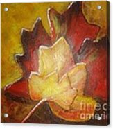 Autumn Leaves 2 Acrylic Print