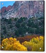 Autumn Of The Gods Acrylic Print