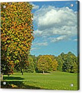 Autumn Panorama 1 Acrylic Print