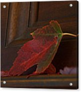 Autumn Piano 5 Acrylic Print