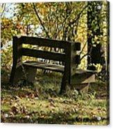 Autumn Pleasures Acrylic Print