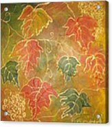 Autumn Rhapsody Acrylic Print