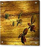 Autumn Rust Acrylic Print