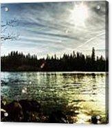 Autumn Sonata Acrylic Print