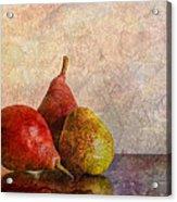 Autumn Trio  Acrylic Print