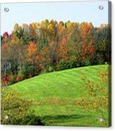 Autumnal Beauty Acrylic Print