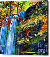 Autumns Calm Acrylic Print