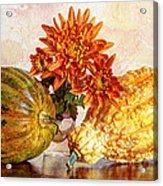 Autumn's Charm Acrylic Print