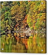 Autumns Glow Acrylic Print