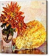 Autumn's Pride Acrylic Print
