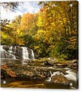 Autumn's Magic Acrylic Print