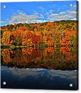 Autumnscape Acrylic Print