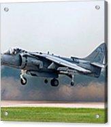 Av-8b Harrier Acrylic Print