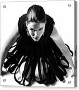 Avant Garde Fashion Acrylic Print