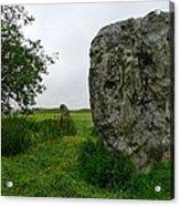 Avebury Megalith Acrylic Print