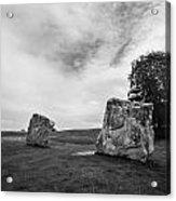 Avebury Stones Acrylic Print
