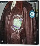 Avg Jacket Art Acrylic Print