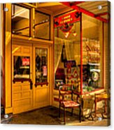 Aviance Antiques Prescott Arizona Acrylic Print by David Patterson