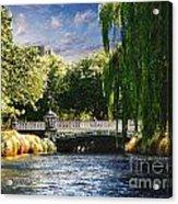 Avlon River Acrylic Print