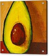 Avocado Palta 7 - Modern Art Acrylic Print
