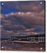 Avon Pier 3 3/04 Acrylic Print