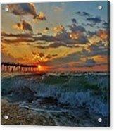 Mother Natures Awakening  3 7/26 Acrylic Print