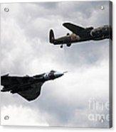Avro Icons Acrylic Print