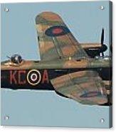 Avro Lancaster Acrylic Print