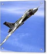 Avro Vulcan B2 Xh558 G-vlcn Acrylic Print