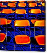 Awaiting an Audience Acrylic Print