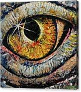 Awakened Dragon Acrylic Print