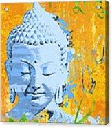 Awakened One Mantra Acrylic Print
