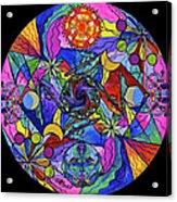 Awakened Poet Acrylic Print
