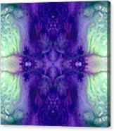 Awakening Spirit - Pattern Art By Sharon Cummings Acrylic Print